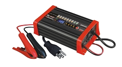 12 VOLT 5 AMP 8-Stage Smart Charger/Maintainer