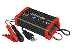 12 VOLT 20 AMP 8-Stage Smart Battery Charger / Maintainer