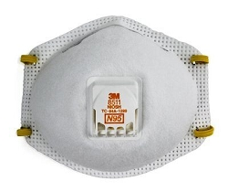 3M™ Particulate Respirator 8511, N95 (Pack of 10)