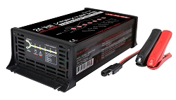 BC2410A 24V 10A 7 Stage Smart Battery Charger / Maintainer