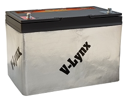 VLYNX BATTERY INSULATION/HEAT SHIELD KIT