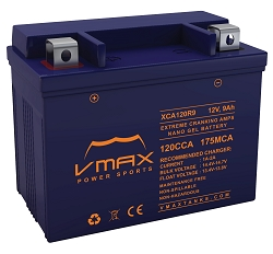 XCA120R9 120CCA,300PHCA/9ah Battery