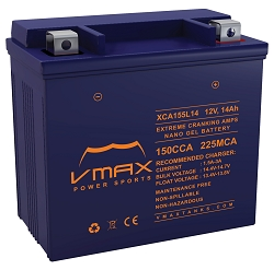 XCA155L14 155CCA 400PHCA 14ah Battery