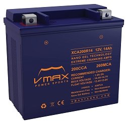 XCA200R14 200CCA 420PHCA 14ah Battery