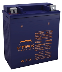 XCA210R14 210CCA 450PHCA 14ah Battery