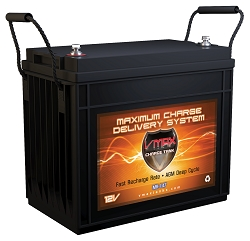 VMAX MR147-155 12V 155Ah AGM Deep Cycle Hi Performance Battery