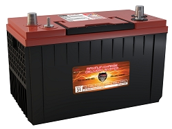 XCA31-1400 Xtreme Cranking Amps Deep Cycle AGM Battery