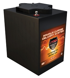 VMAX V6-225 6 Volt 225Ah AGM Deep Cycle High Performance Group GC2 Battery