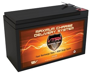 VMAX V10-63 12V 10Ah AGM Deep Cycle Battery